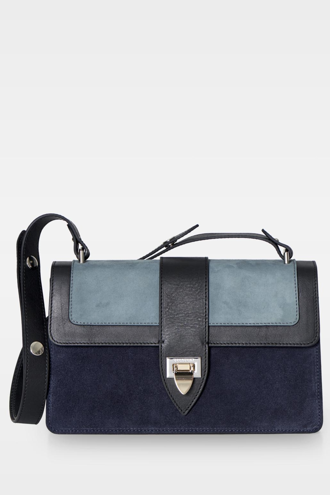 Decadent Copenhagen Aya Shoulder Bag - Front Cropped Image