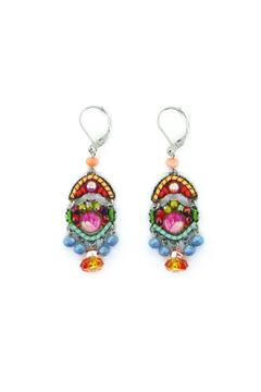 Shoptiques Product: Polyanthus Hill Earrings