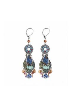 Shoptiques Product: Silent Pond Earrings
