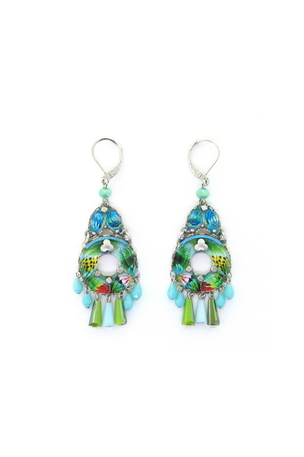 Ayala Bar Sonora Ocean Earrings - Front Cropped Image