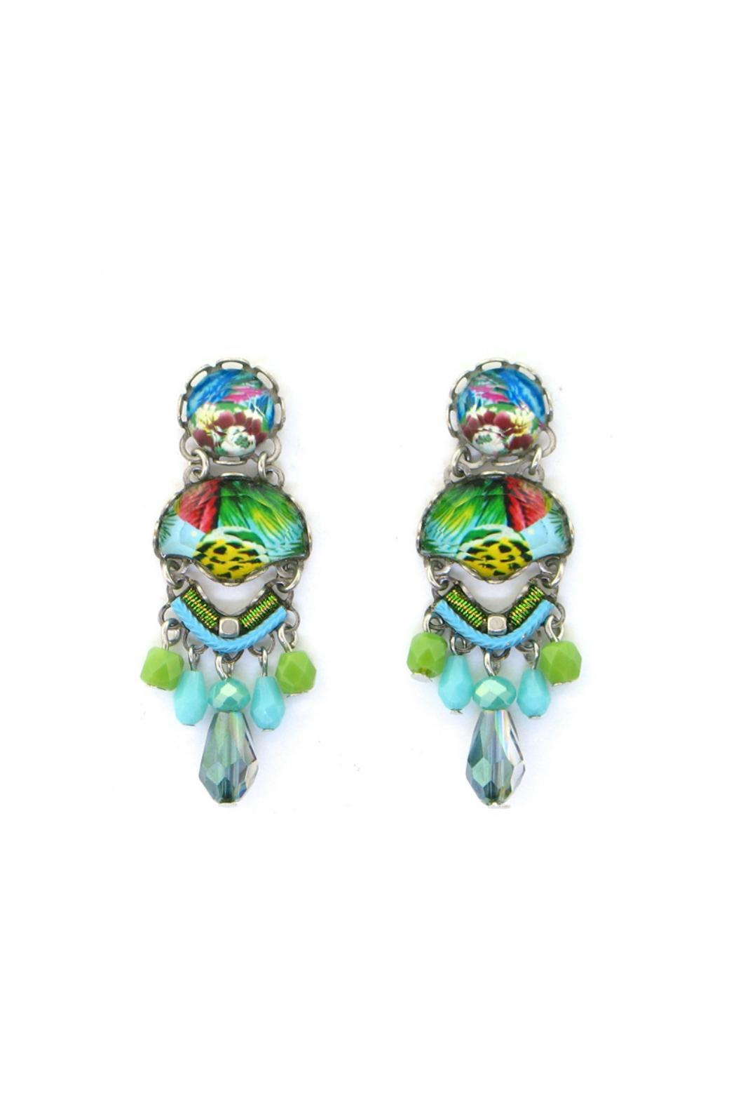 Ayala Bar Sonora Rain Earrings - Front Cropped Image