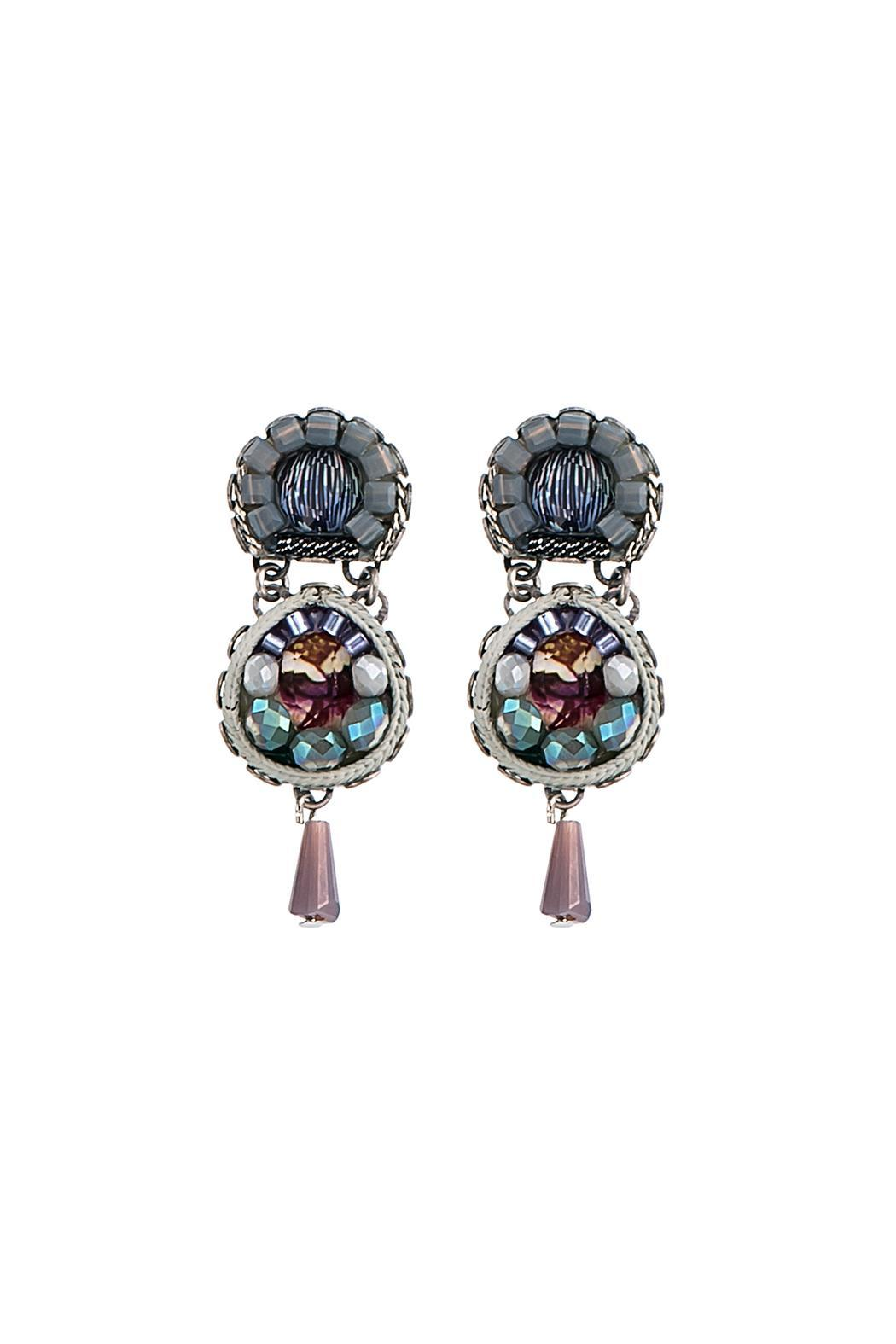 Ayalabar Alice Earrings - Front Cropped Image