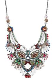Ayalabar Odyssey Lotus Necklace - Front cropped