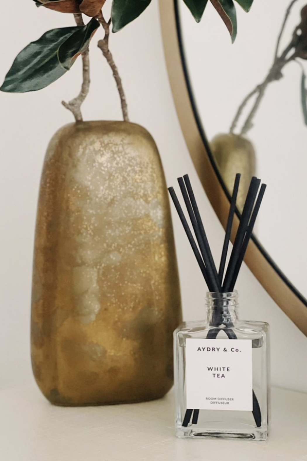 Aydry & Co.  Aydry & Co Room Diffuser - Front Full Image