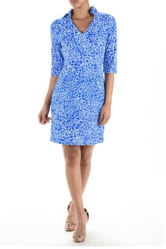 Ayreh Printed Shift Dress - Product List Image