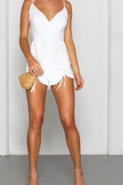 Runway The Label Azacca Playsuit - Back cropped