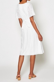 Joie Azariah Eyelet Dress - Back cropped