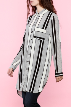 Shoptiques Product: Striped Duster