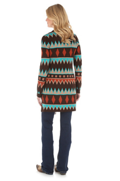 Wrangler Aztec Cardigan - Alternate List Image