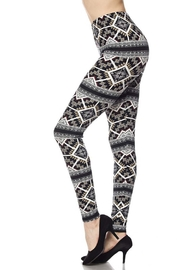 New Mix Aztec Diamond Legging - Product Mini Image