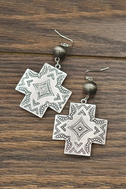 JChronicles Aztec Earrings - Product Mini Image