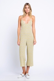 skylar madison Aztec Print Jumpsuit - Product Mini Image