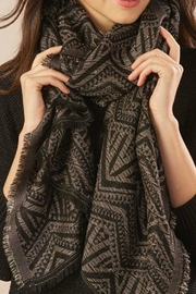 Giftcraft Inc.  Aztec Scarf - Product Mini Image