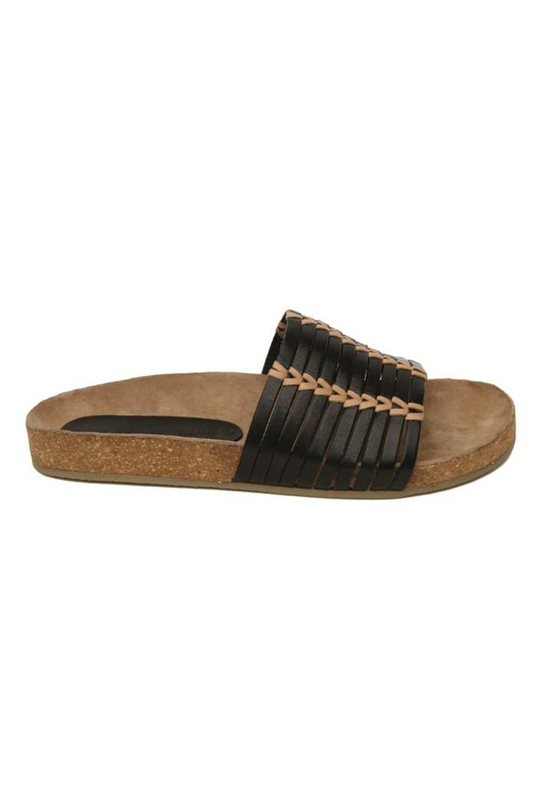 1608e91196bc Band Of Gypsies Aztec Slide Sandal from Hudson Valley by Bfree ...