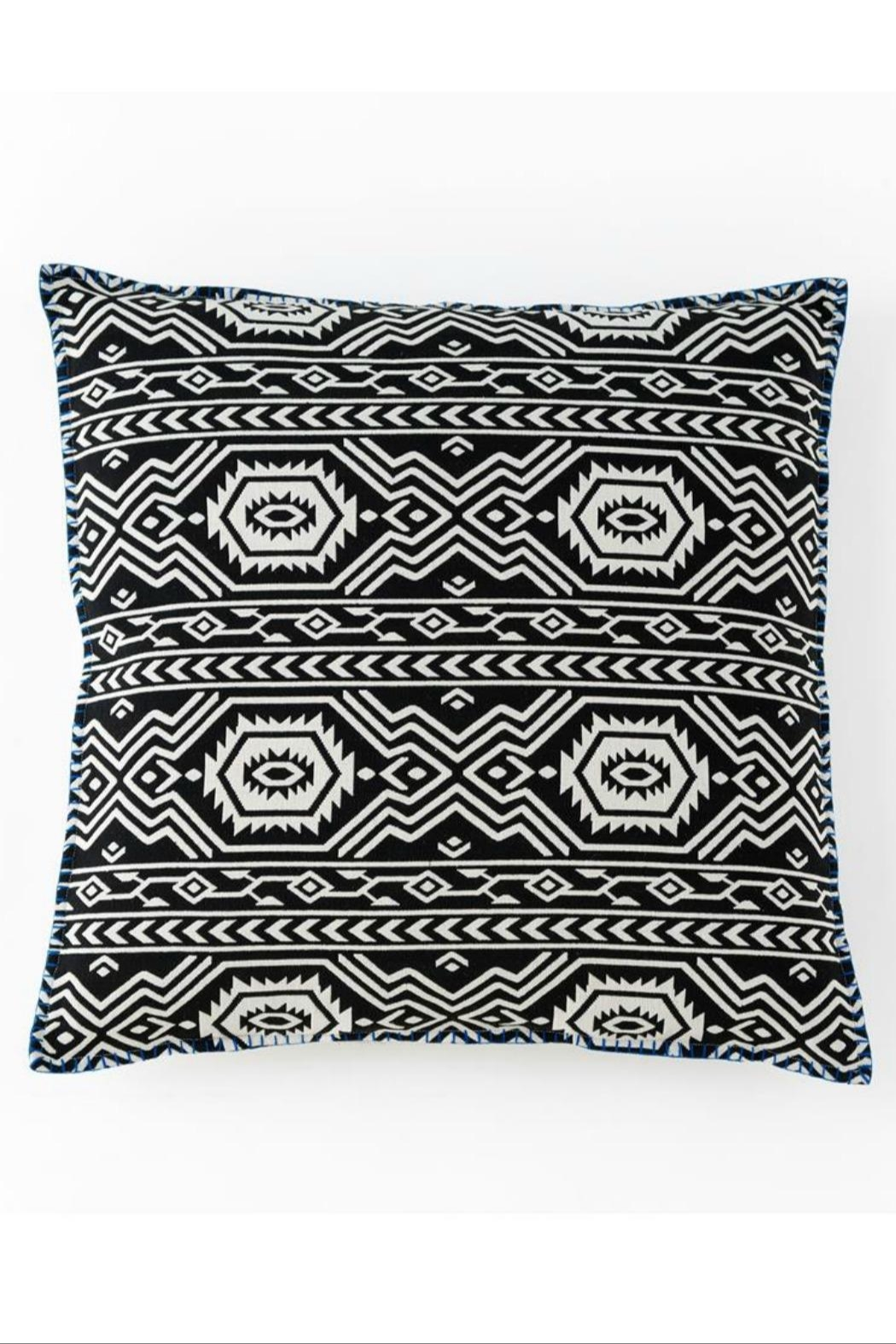 Shiraleah Aztec square pillow - Front Cropped Image