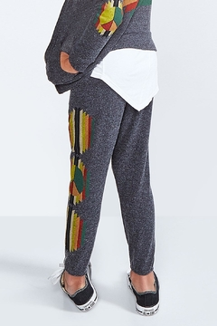 Lauren Moshi Aztec Sweatpants - Product List Image