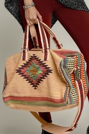 Ruggine Aztec Weekender Tote - Product Mini Image