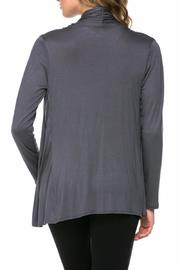 Azules Open Cardigan - Side cropped