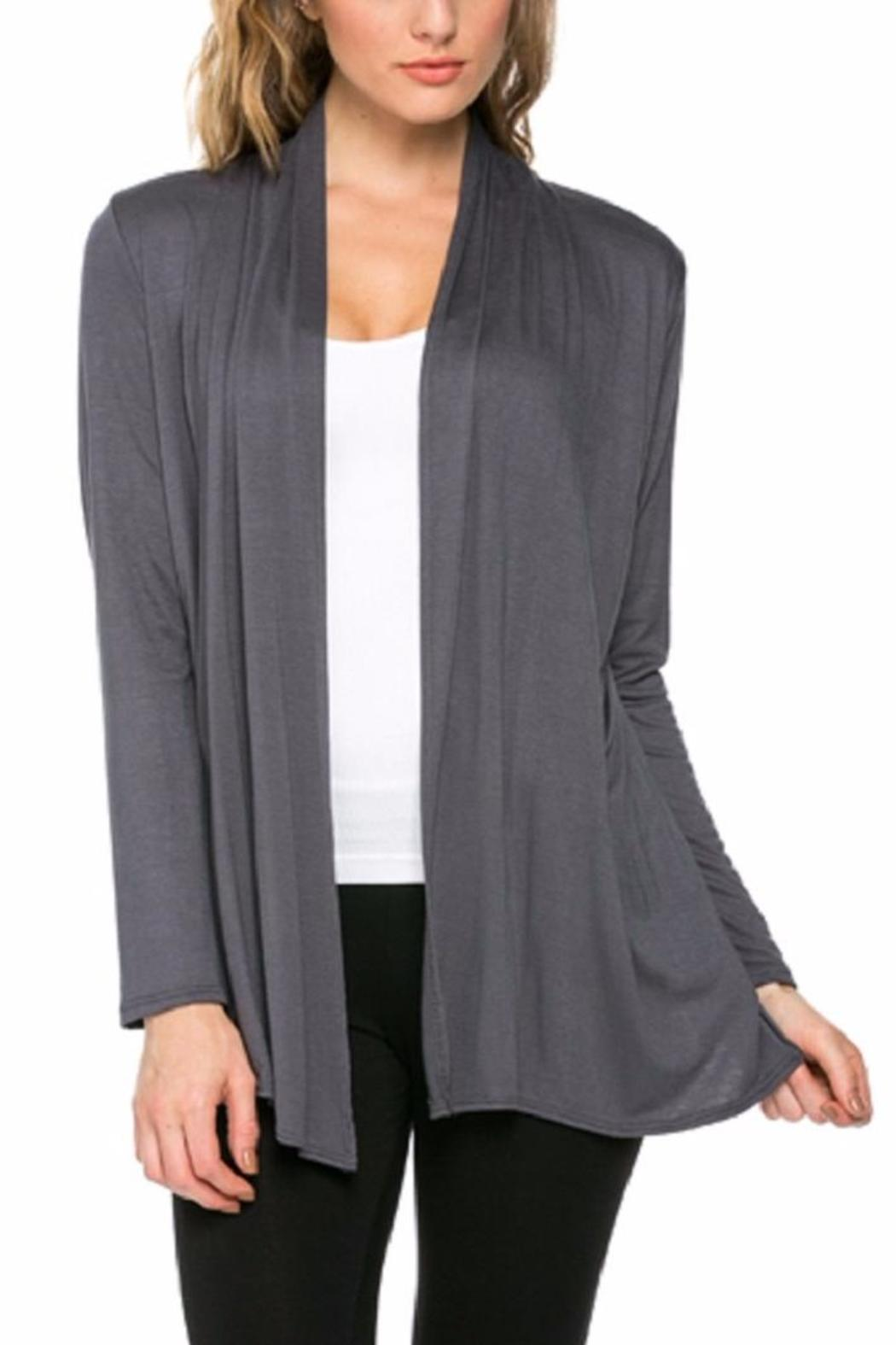 Azules Open Cardigan from California by Casual Island — Shoptiques