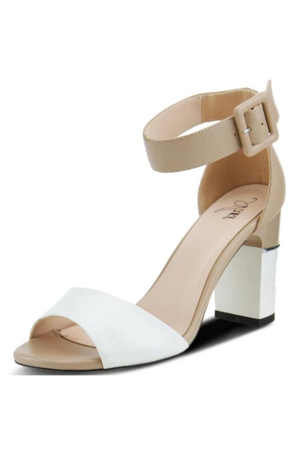 Azura Barbra Sandals - Front Cropped Image