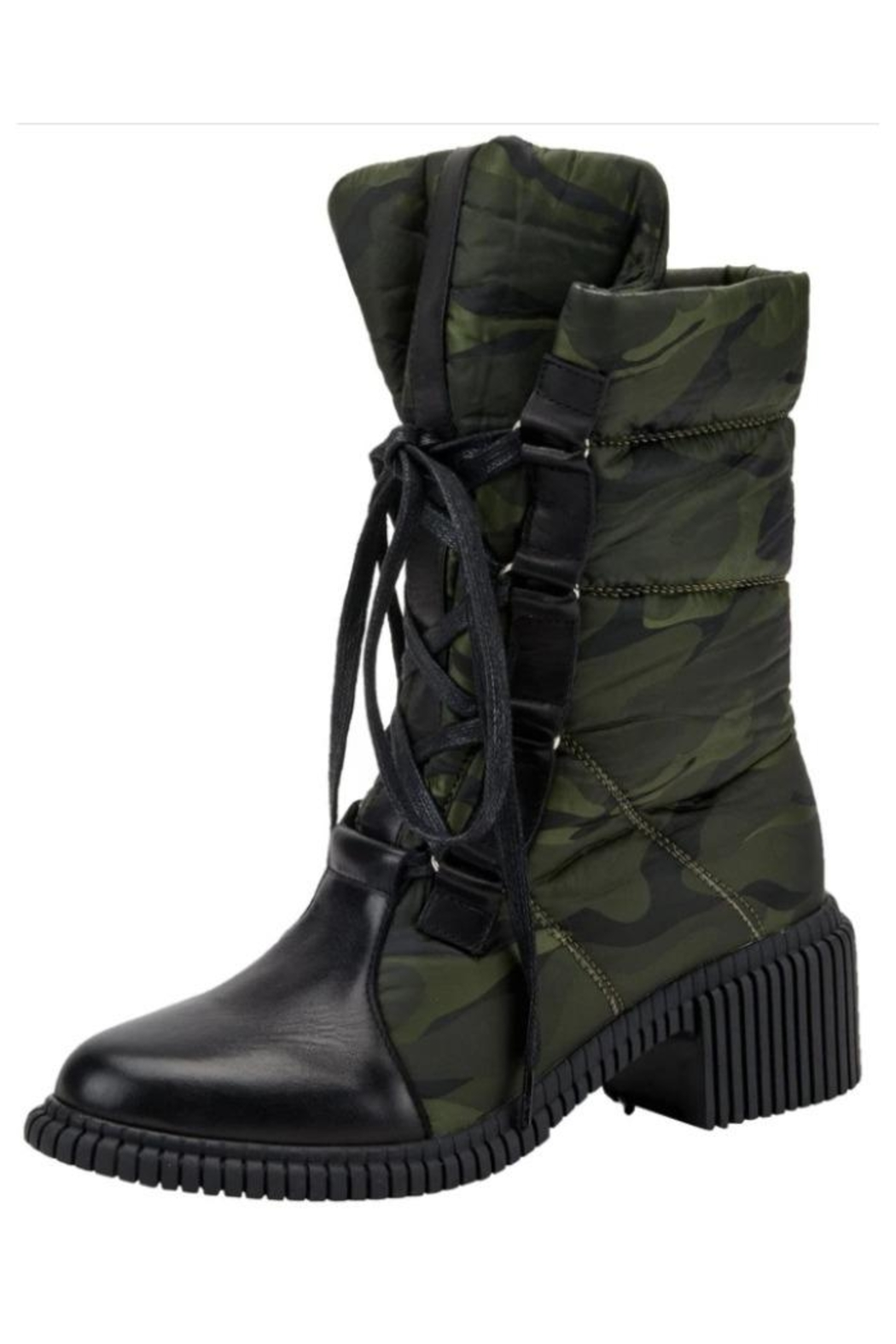 Azura Doriava Boots - Front Cropped Image