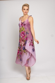 B&K moda Floral Print Dress - Other