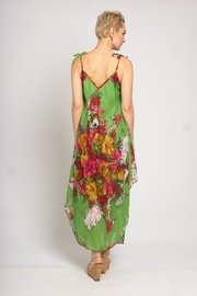 B&K moda Floral Print Dress - Front full body