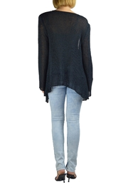 B&K moda L/s 2 Tone Cardigan - Side cropped