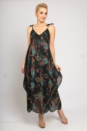 B&K moda Paisley Print Dress - Product Mini Image