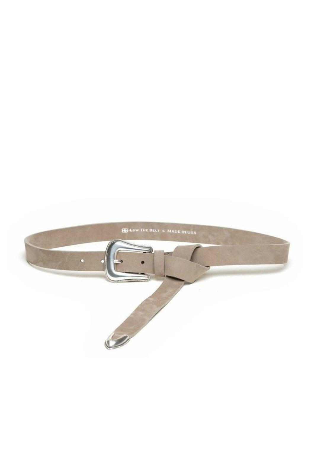 B-Low the Belt Taos Mini Belt - Front Cropped Image