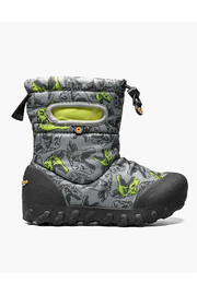 bogs  B-Moc Snow Cool Dino Waterproof Insulated Boot - Product Mini Image
