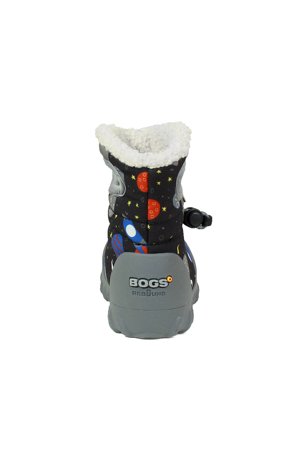 BOGS B-Moc Space Kids Insulated Boots - Back Cropped Image
