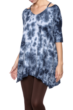 B-Sharp Cold Shoulder Tunic - Product List Image