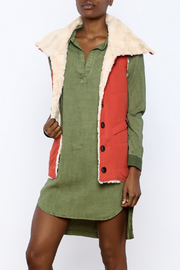 B-Sharp The Melissa Vest - Front cropped