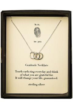 Shoptiques Product: Gratitude Necklace