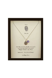 b.u. Jewelry Happy Mother's Day Necklace - Product Mini Image