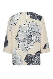 B.young Boxy Floral Blouse - Other