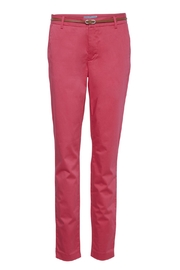B.young Bright Pink Pant - Front cropped