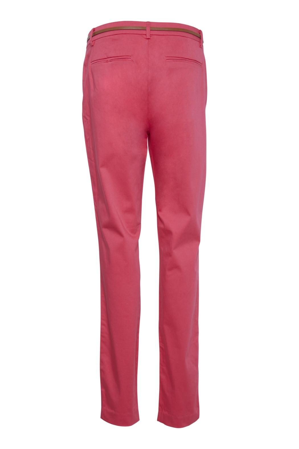 B.young Bright Pink Pant - Front Full Image