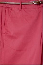B.young Bright Pink Pant - Side cropped