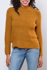 B.young Plush Sweater - Front cropped