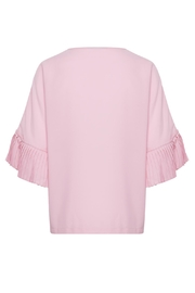 B.young Pretty Pink Blouse - Front full body
