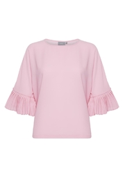 B.young Pretty Pink Blouse - Product Mini Image