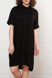 B.young Shirt Button Down Dress - Product Mini Image