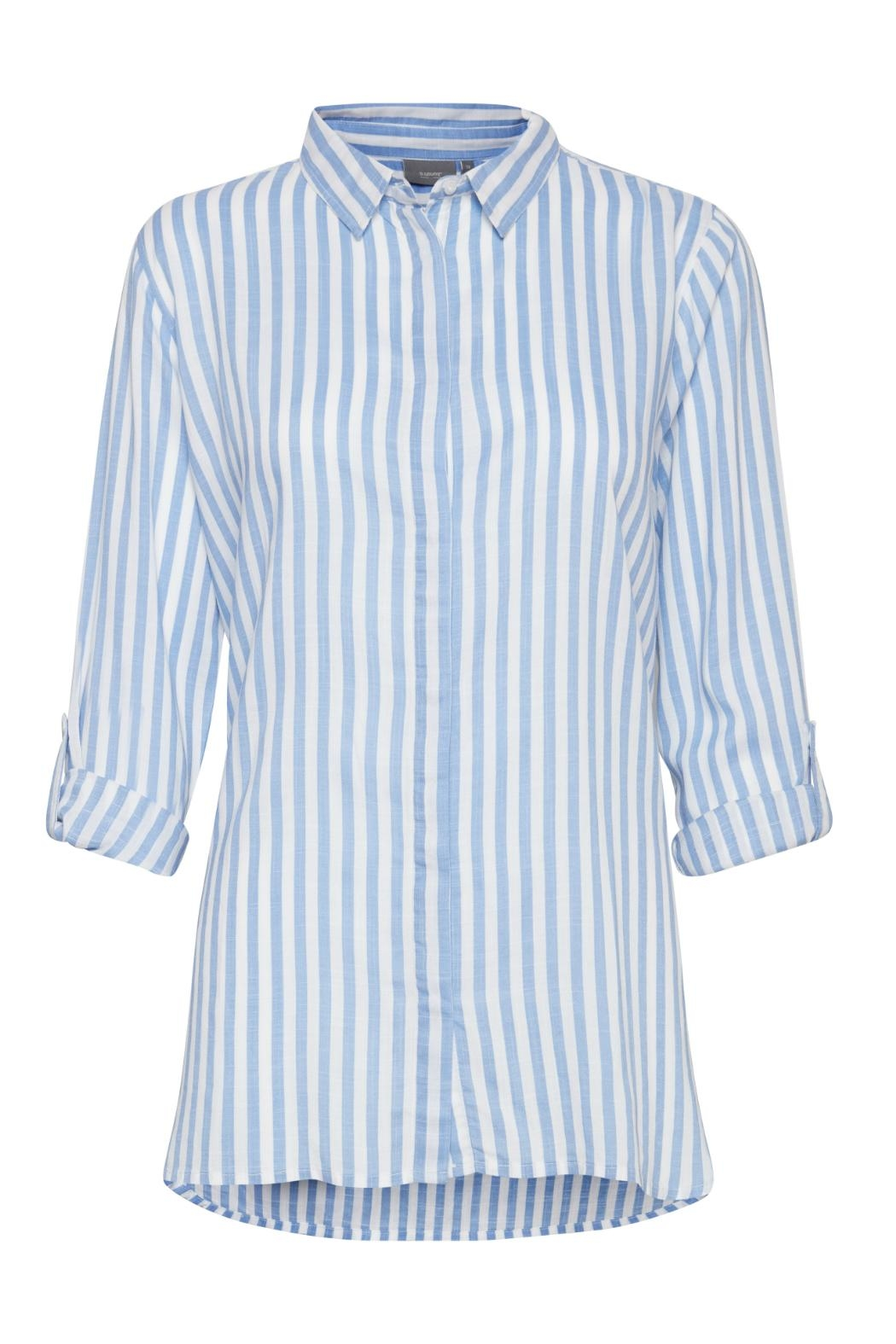 B.young Stripe Shirt - Front Full Image