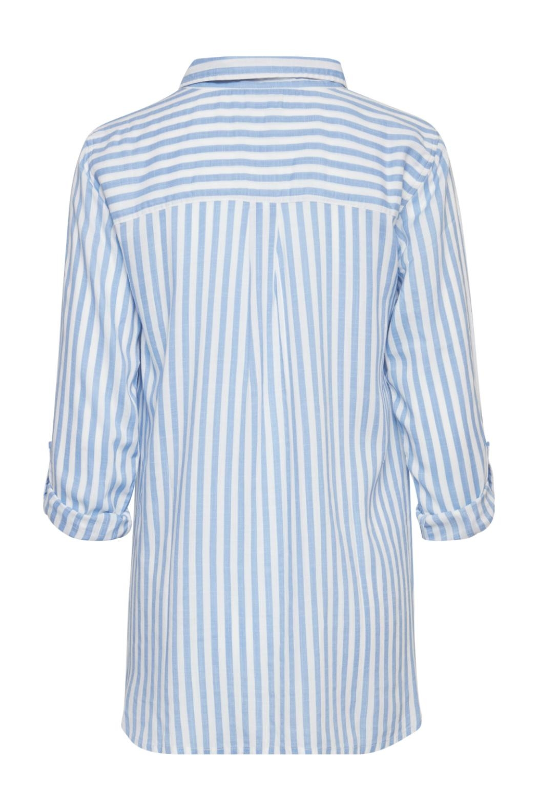 B.young Stripe Shirt - Side Cropped Image
