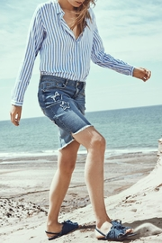 B.young Stripe Shirt - Front cropped