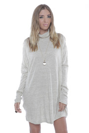 Shoptiques Product: Turtleneck Dress