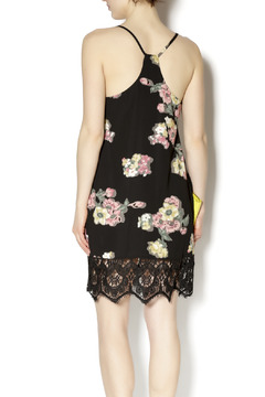 Voom Floral Slip Dress - Alternate List Image
