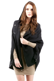 Shoptiques Product: Wool Blend Cape